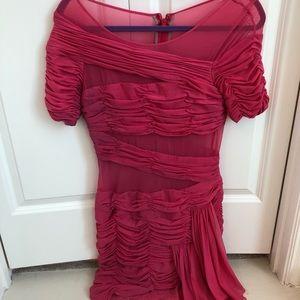 BCBG Runway Pink dress